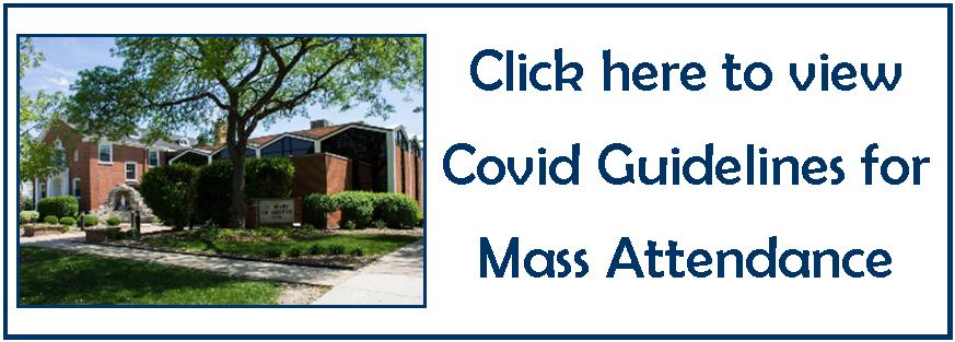 Covid Guidelines Banner