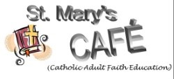 st marys cafe logo