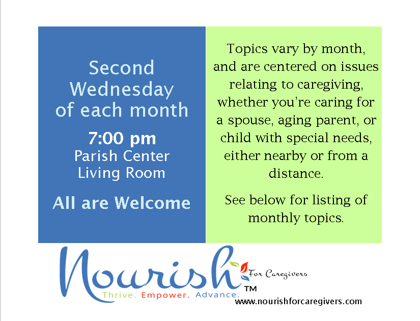 nourish for caregivers 080118