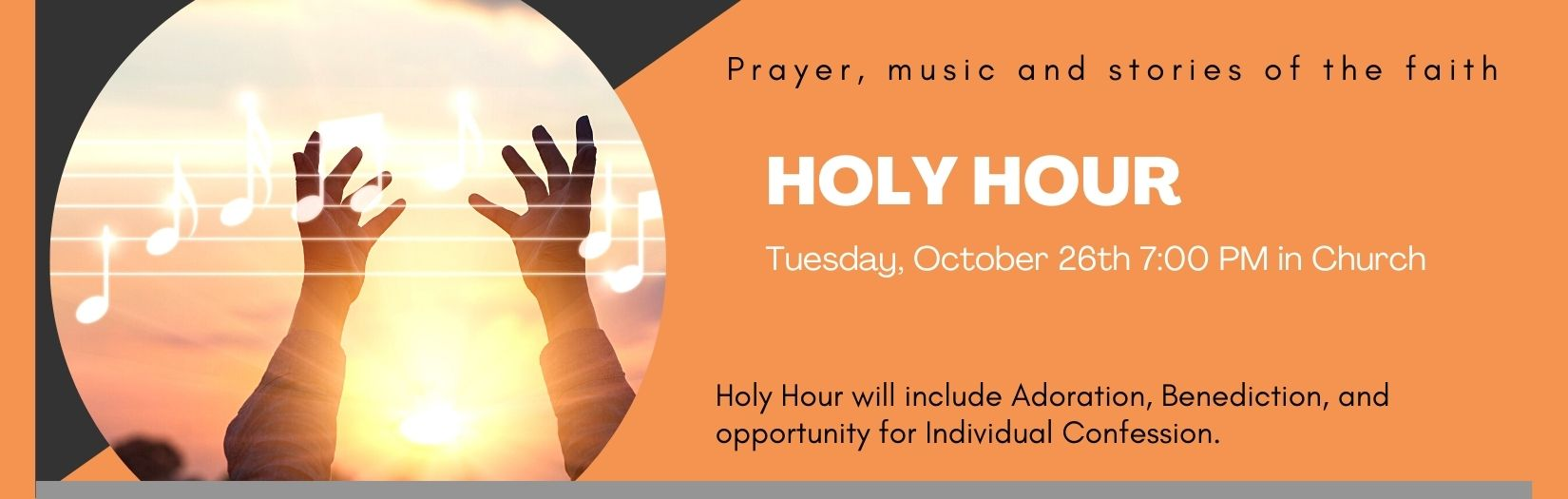 Holy Hour October